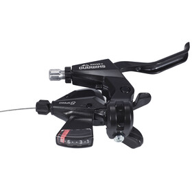 Shimano ST-M310 Disc Brake Lever 8-speed right black